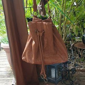 Roxy Vegan leather Shoulder Bag